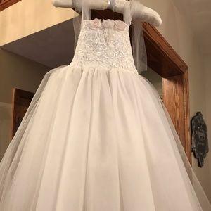 Dollcake Classy Girls Wear Pearls Dress Size 1